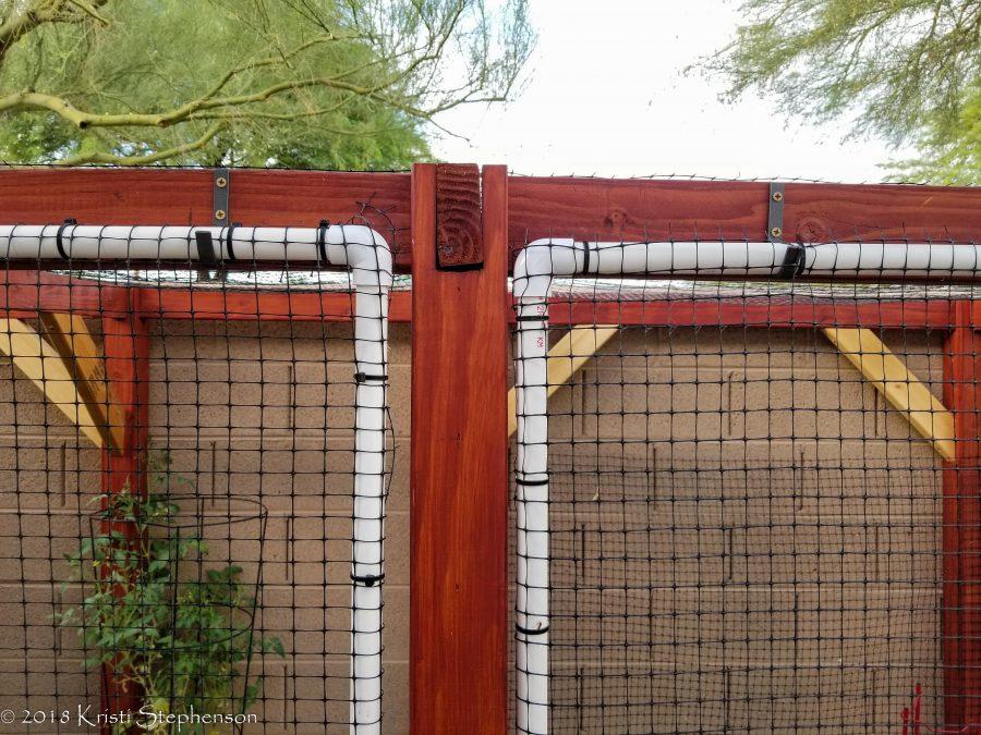 garden enclosure - wall