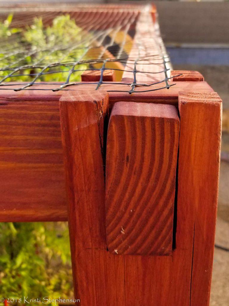 garden enclosure frame