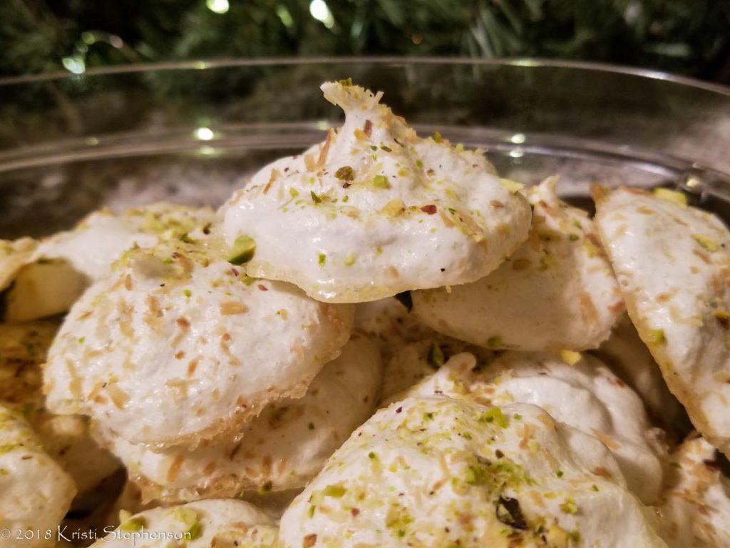 Holiday Baking: Meringues